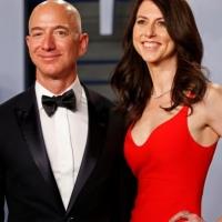 BUSINESS   Amazon Founder Bezos' Divorce Final With $38 Billion Settlement
