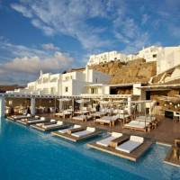 Cavo Tagoo, Izabel Goulart's favourite hotel in Mykonos